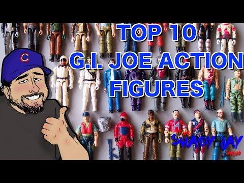 G.I. Joe Action Figures - Top 5 Friday