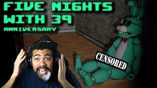 WHAT WRONG TURN IN MY LIFE LEAD ME HERE?! | Five Nights With 39: Anniversary [ENDING]