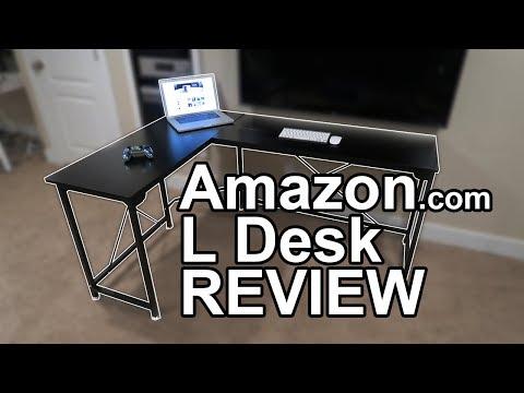 Amazons Choice L Corner Desk Review