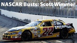 NASCAR Busts: Scott Wimmer