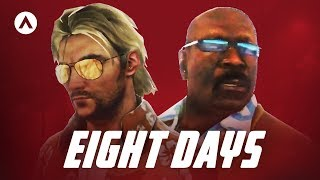 The Cancelled PlayStation Exclusive – Investigating Eight Days