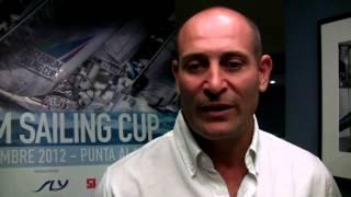 Youtube: Intervista a Davide Tizzano, Forum Sailing Cup 2012