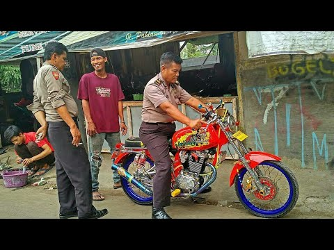 Modifikasi Motor Cb Mp3
