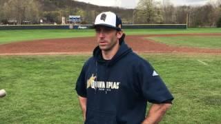 Baseball: Quinnipiac vs. Saint Peter's (4-22-17)