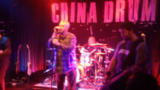 China Drum - 'Fall into Place' (Aldershot West End Centre 20 Dec 2014)
