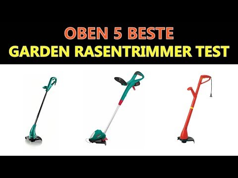Beste Garden Rasentrimmer Test 2019