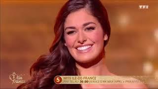 Ed Sheeran 'Perfect' Miss France 16.12.17