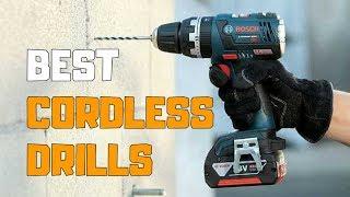 Best Cordless Drills in 2020 - Top 8 Cordless Drill Picks