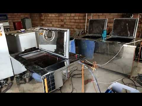 6 Moulds Kulfi Making Machine