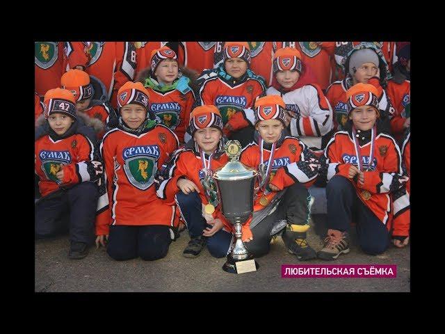 Большие победы маленьких хоккеистов