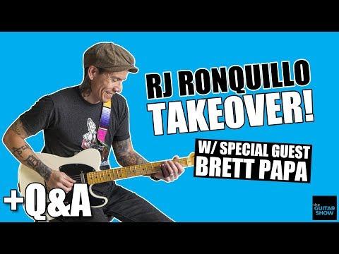 RJ Ronquillo Takeover! w/ Brett Papa - LIVE Q&A