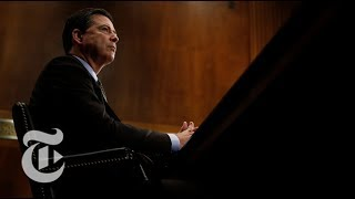 James Comey Congressional Hearing Before Congress (Full Testimony)