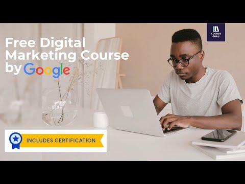 Google Digital Marketing Free Course with Certificate - YouTube