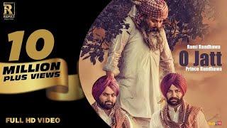 O Jatt || Rami Randhawa  Prince Randhawa || Ramaz Music || New Punjabi Song 2018