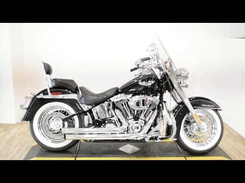 2007 Harley-Davidson Softail Deluxe in Wauconda, Illinois - Video 1