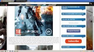 Tutorial-Jak stahovat jakékoliv placené hry z PC!!!!!! Zdarma. Bez viru. Funkční 2016!!!!!