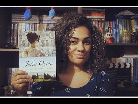 Um perfeito Cavalheiro - Julia Quinn
