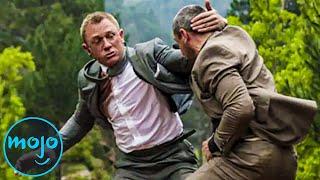 Top 10 Best James Bond Action Scenes