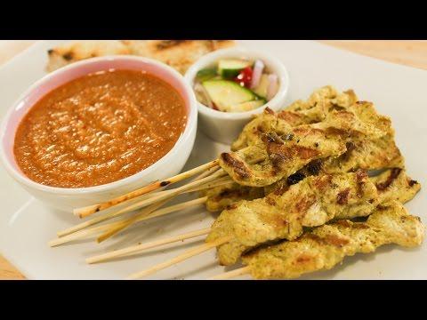 Satay U0026 Peanut Sauce By Hot Thai Kitchen