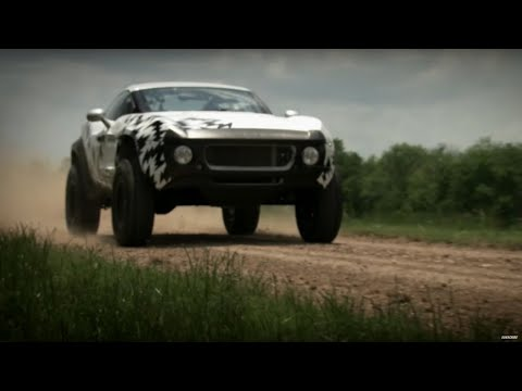 Rally Fighter Vs Air Boat   Top Gear USA