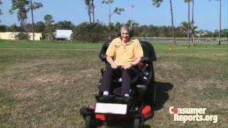 Lawn Tractor Buying Guide | Consumer Reports