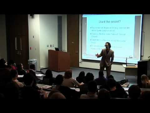 George Howard Music Industry Class - Intro to Business (1/18)