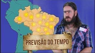 Plantão do Chico: Previsão do Tempo