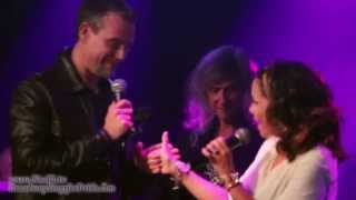 LIGHT MY CANDLE - Daphne Rubin-Vega & Adam Pascal (Rent Reunion)