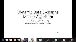 Dynamic Data Exchange Master Algorithm
