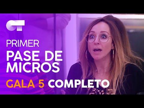 PRIMER PASE DE MICROS GALA 5   OT 2020 HD Mp4 3GP Video and MP3