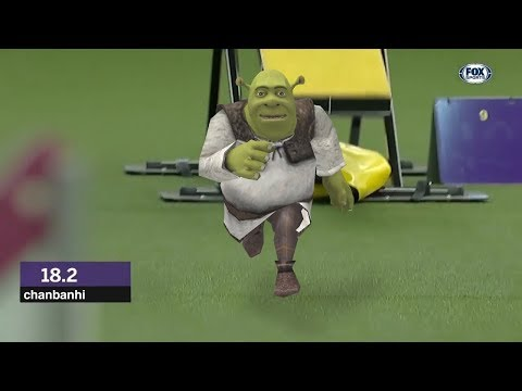 Shrek absolutely destroys Westminster Dog Show