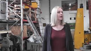 Latest Boiler & Engineering Skills Training Trust Video - women in engineering.