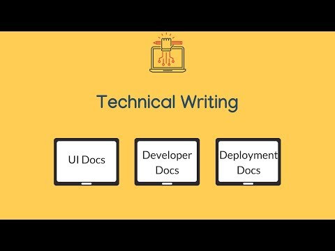 What do Technical Writers do? (Also, what is Technical Writing?)