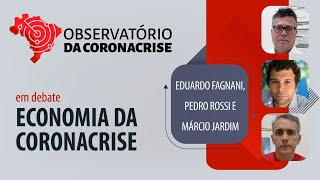 #AOVIVO | Economia da coronacrise | Observatório da Coronacrise