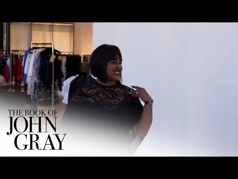 Aventer Rocks Some Stylish Looks for an Upcoming Event | Book of John Gray | Oprah Winfrey Network