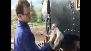 preview picture of video 'El Tren Minero de Utrillas en los Informativos de Aragón TV 14-10-2012'