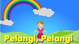 Pelangi, Pelangi   Lagu Anak TV   Rainbow Song in Bahasa Indonesia
