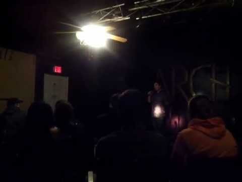 Luis Ramirez first stand up!