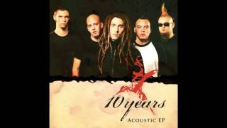 Fault Line (Acoustic) - 10 Years(Acoustic).mp4