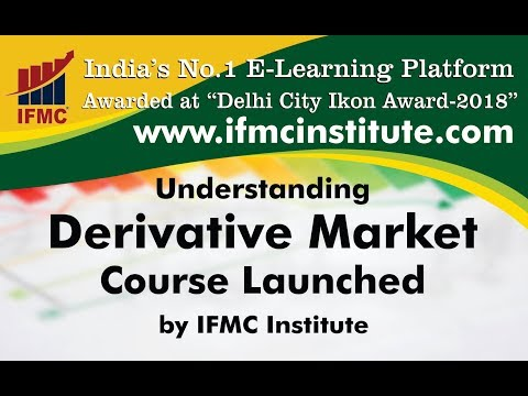 Derivative market for beginners ll Futures and Options trading for ...