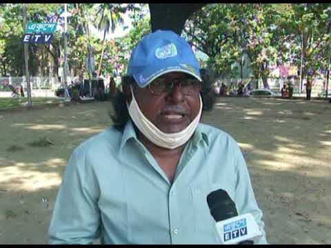 কেন্দ্রীয় শহীদ মিনারে জুনোর প্রতি শ্রদ্ধা | ETV News