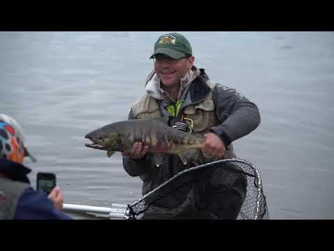 Alaska Fly fishing Float Trip to Southwest Alaska
