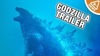 Everything You Missed in the Godzilla King of the Monsters Trailer! (Nerdist News w/ Jessica Chobot)