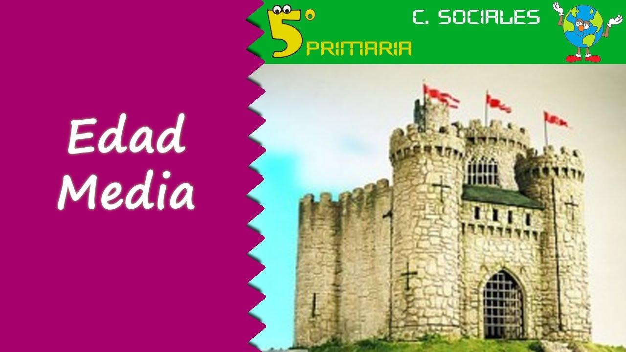Edad Media en la Península Ibérica. Sociales, 5º Primaria. Tema 7