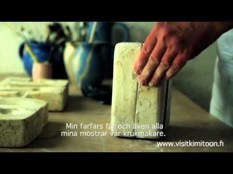 Inge-Maj Koskelin, Ceramics, Kimito, Finland