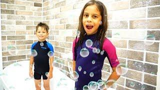 Bath Song 3 I Nursery Rhyme & Kid Songs