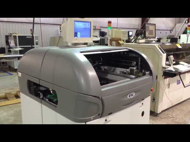 DEK ELA Screen Printer - IBE ID: 131206-005