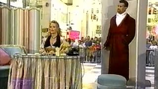 "Marin Mazzie  Brian Stokes Mitchell - ""So In Love"" from KISS ME, KATE (Today Show 26-Aug-2000)"
