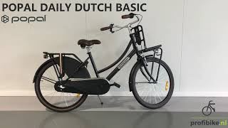 Popal Daily Dutch Basic+ 24""