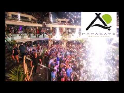 HED KANDI PARTY PAPAGAYO BEACH CLUB TENERIFE by DJ ALEX CUDEYO